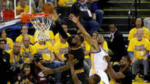 Cleveland Stays Alive In NBA Finals Against Depleted Golden State