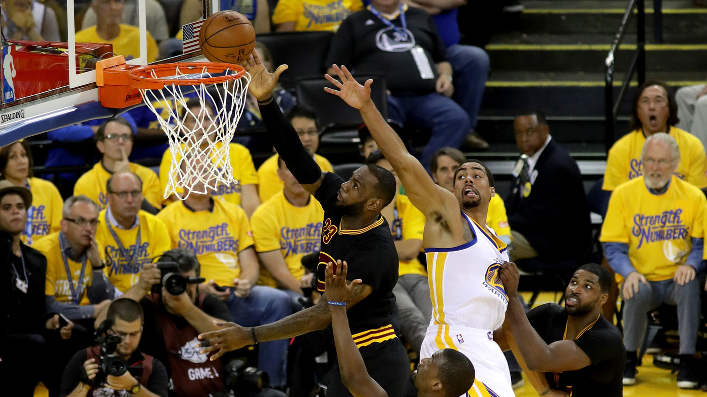 Basketball npr cleveland stays alive in nba finals against depleted golden state biocorpaavc Choice Image