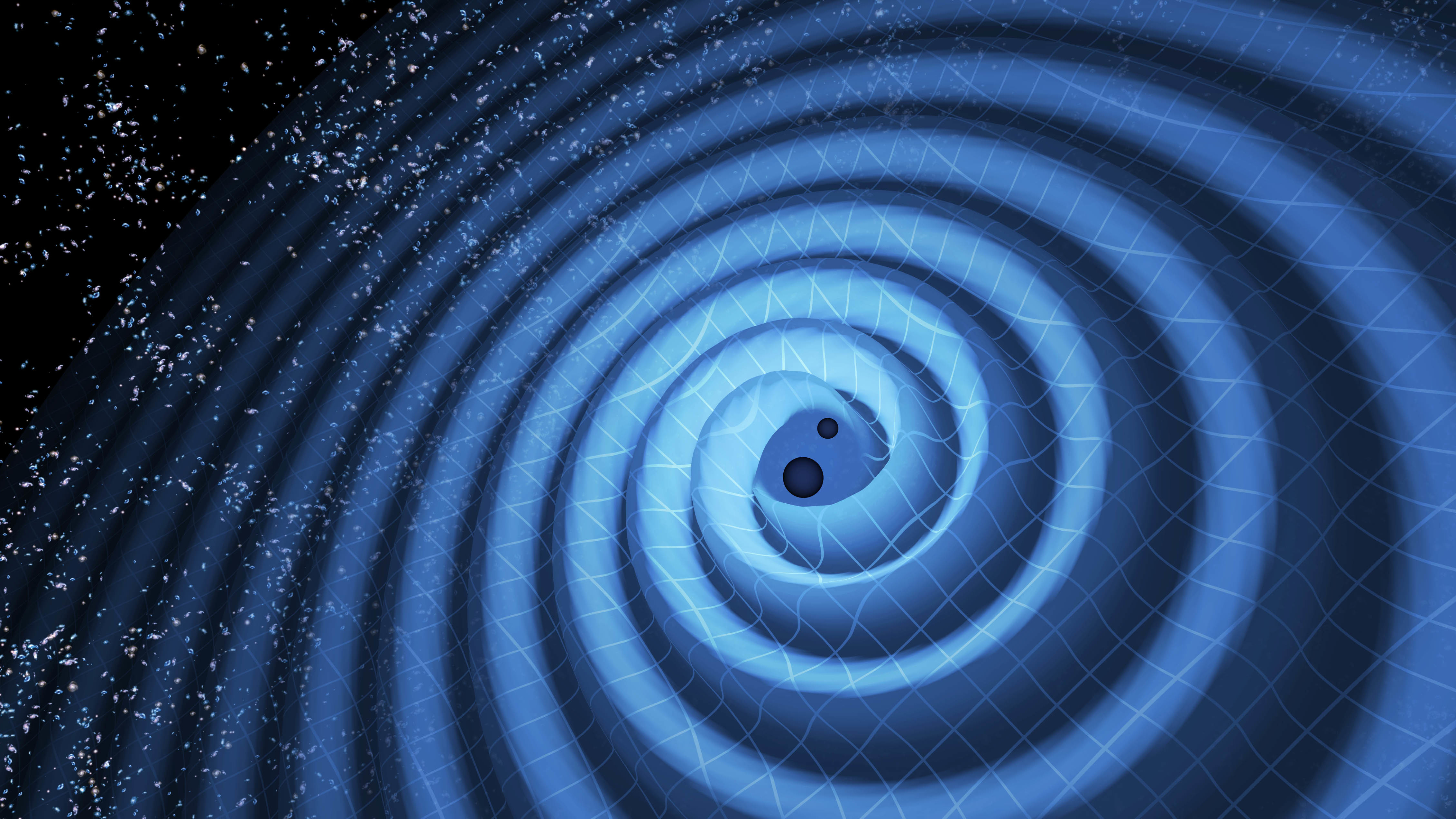 Gravitational Waves From Colliding Black Holes Shake Scientists' Detectors Again