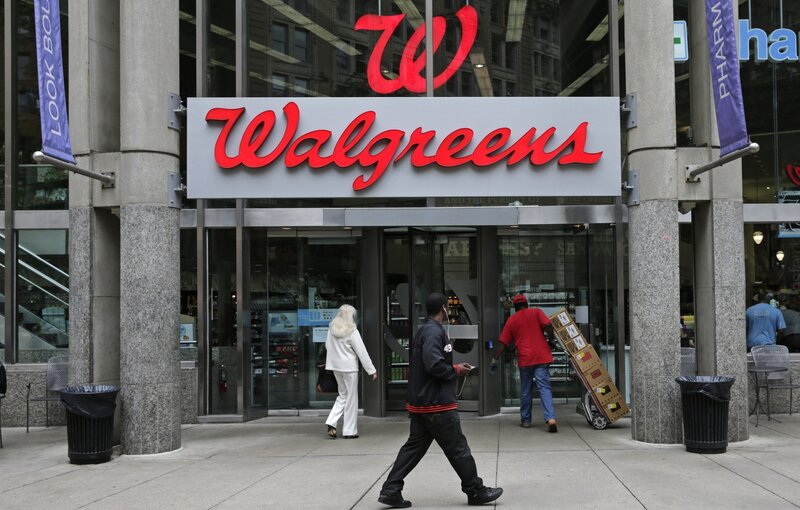 Walgreens Cuts Ties With Blood-Test Company Theranos : The Two-Way : NPR