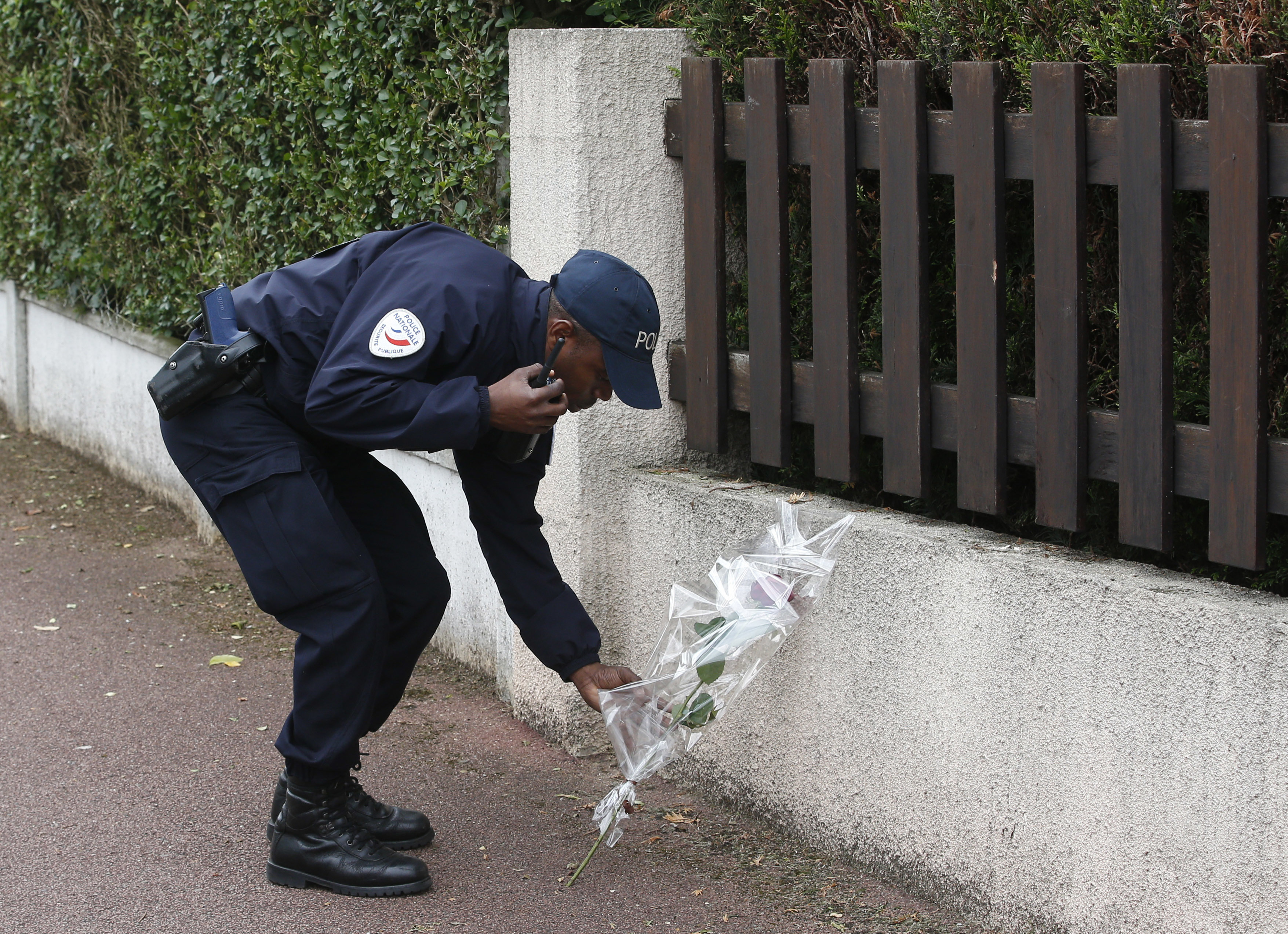 Stabbing Attack Kills French Police Officers At Home; Their Son Is Saved