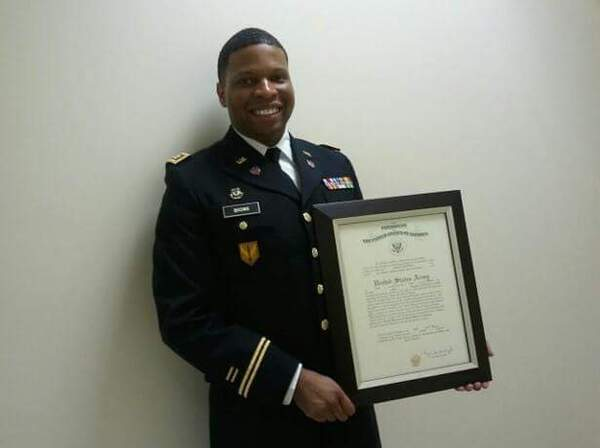 "Antonio ""Tony"" Brown was a captain in the U.S. Army, serving in the Army Reserve at the time of his death."