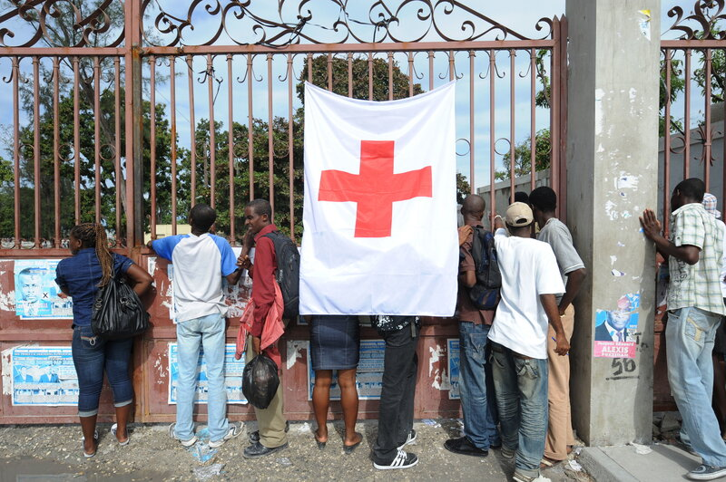 9c18848eac87 Report  Red Cross Spent 25 Percent Of Haiti Donations On Internal Expenses