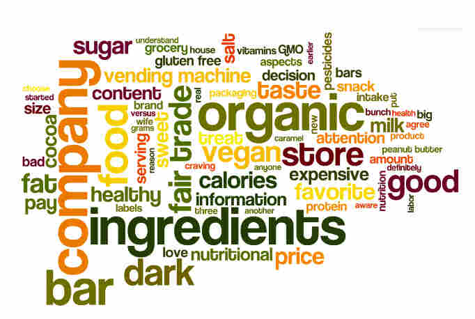 "Among the focus groups of 26-35 year-olds, words like ""organic"" and ""fair trade"" came up more frequently."
