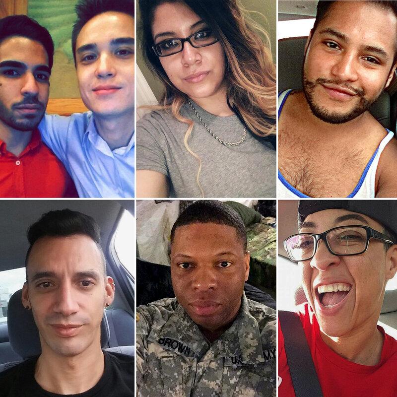 gunman used gay dating apps