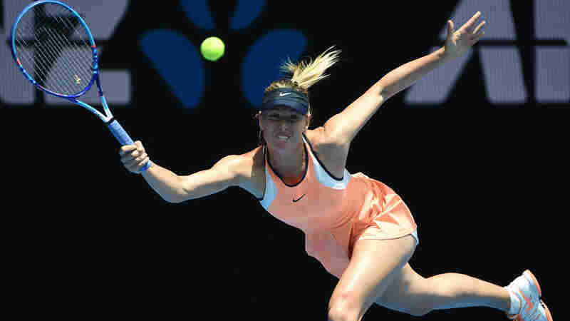 Russia's Maria Sharapova appealed a two-year suspension for taking the banned drug meldonium.