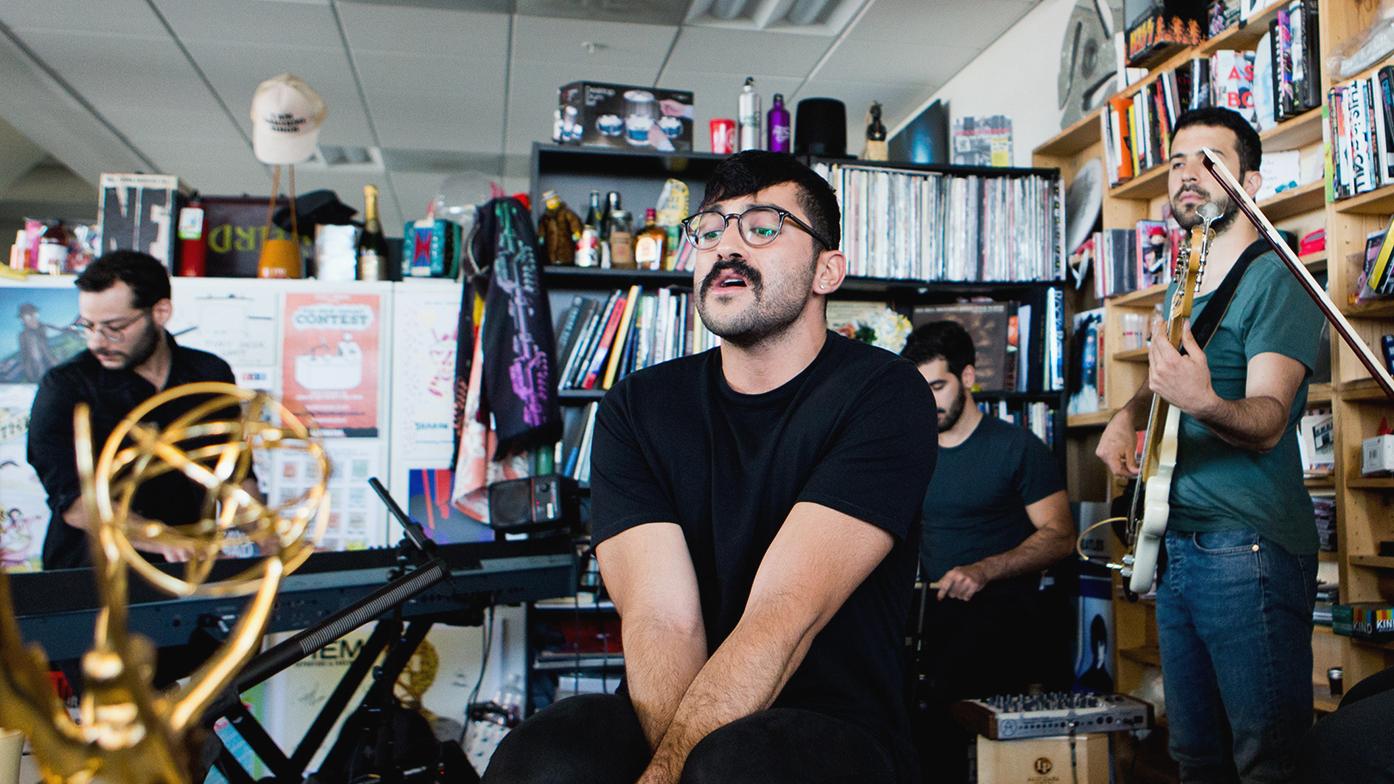 Tiny Desk Concert Beirut Metal Office Desks For Sale
