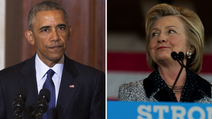 CHART: 7 Times Obama And Clinton Seemed To Be Reading From The Same Script