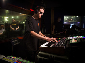 Gorgon City performs live in the studio for KCRW.