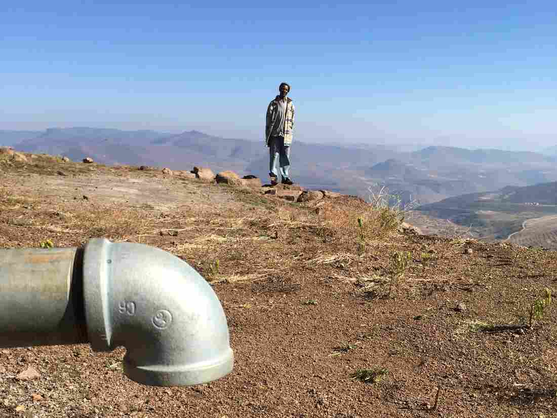 Lesotho is locked into a long term deal to sell its water to South Africa. But what happens when its wells run dry?