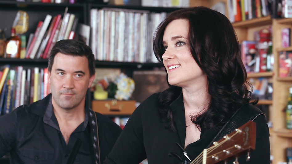 Tiny Desk Concert with Brandy Clark.