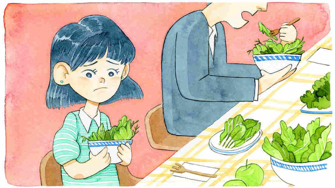 Salad musings