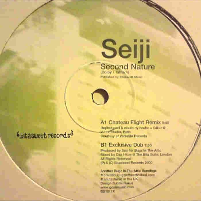 "Seiji, ""Second Nature (Chateau Flight Remix)"""