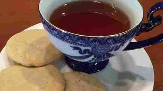 """""""Supposedly, tea cakes were made about 200 years ago. Slaves used the ingredients they had: molasses instead of sugar, lard instead of butter,"""" says Etha Robinson."""