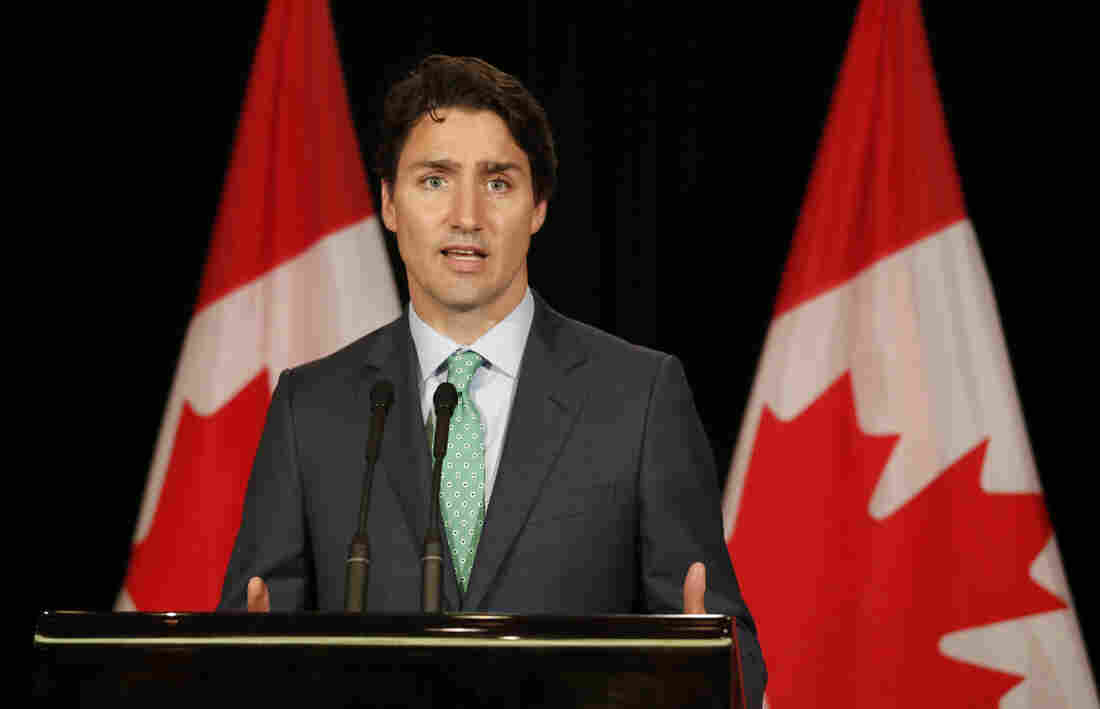 Canadian Prime Minister Justin Trudeau, shown here in Japan last month, has publicly backed legislation on physician-assisted suicide.