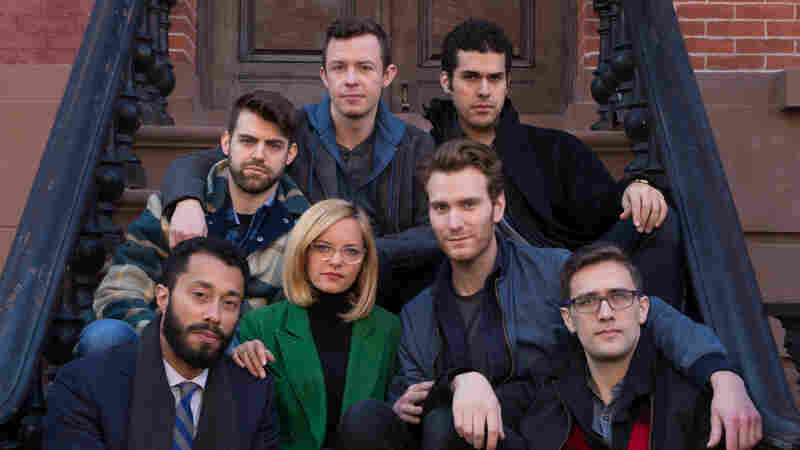 The cast of the second season of the web series The Outs and their stylish but affordable outerwear.