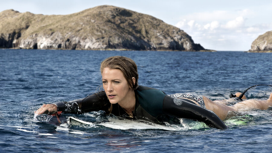 Image result for blake lively the shallows