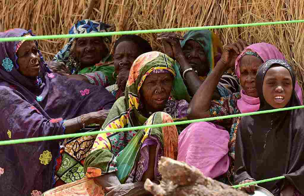 Some 80,000 refugees from Nigeria now live at the Assaga camp acros the border, in Niger.