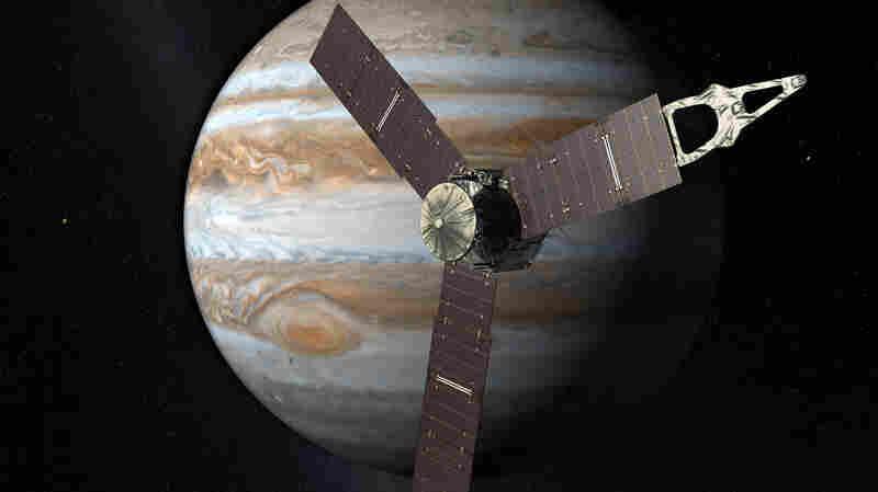 Juno Space Probe Is Set To Enter Jupiter's Orbit On Monday