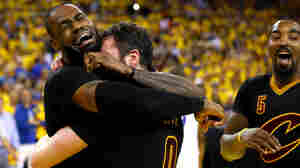 Cleveland Cavaliers Beat Golden State Warriors 93-89 To Win Their First NBA Title