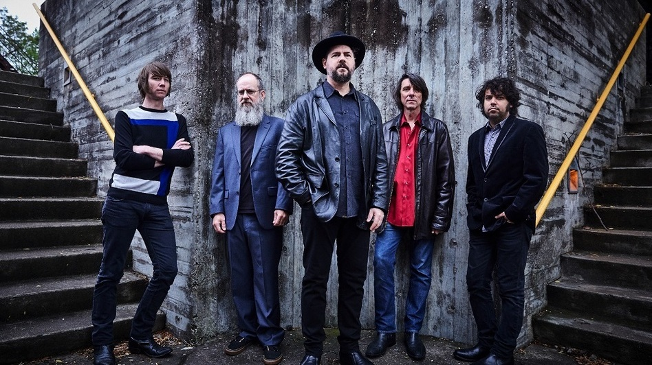 Drive-By Truckers. (Courtesy of the artist)