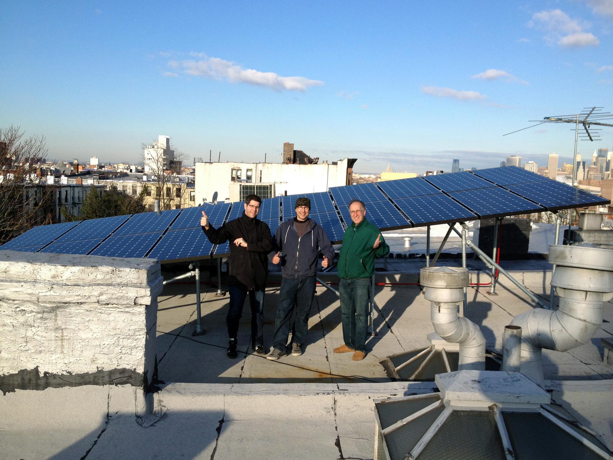 How Blockchain Helps Brooklyn Dwellers Use Neighbors' Solar Energy