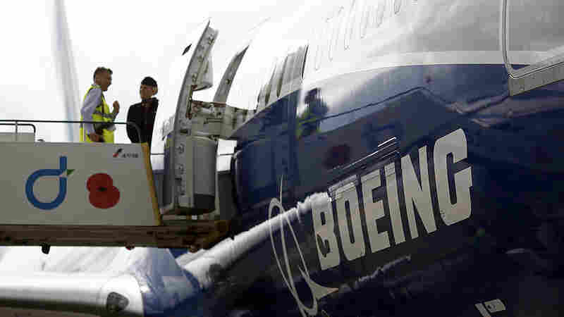 Boeing Says It Has Agreed To Sell Passenger Jets To Iranian Airline