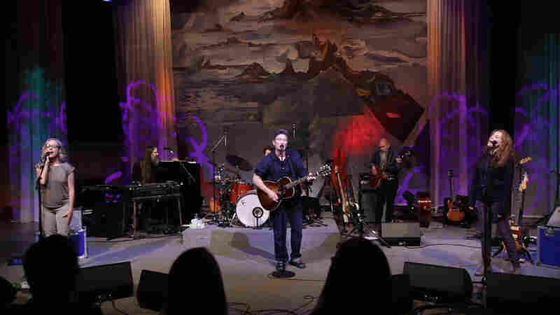 Watch A 'First Listen Live' With Neko Case, k.d. lang And Laura Veirs