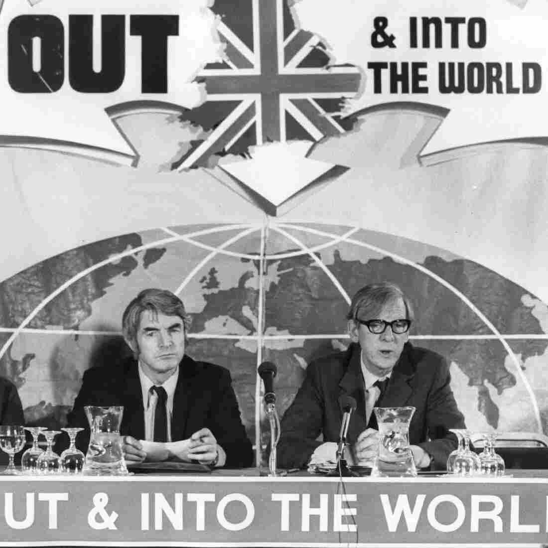 Great Britain's Long Retreat