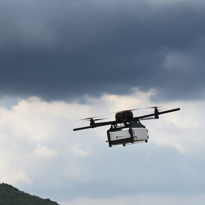 U.S. Announces New 'Ground Rules' For Use Of Commercial Drones