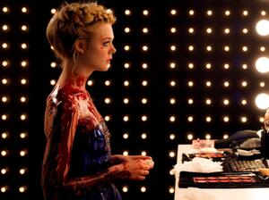 Jesse (Elle Fanning) in The Neon Demon