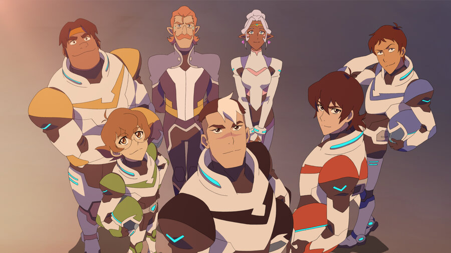 And I'll Form ... The Head!': 'Voltron' Reboot Gets (Almost ...