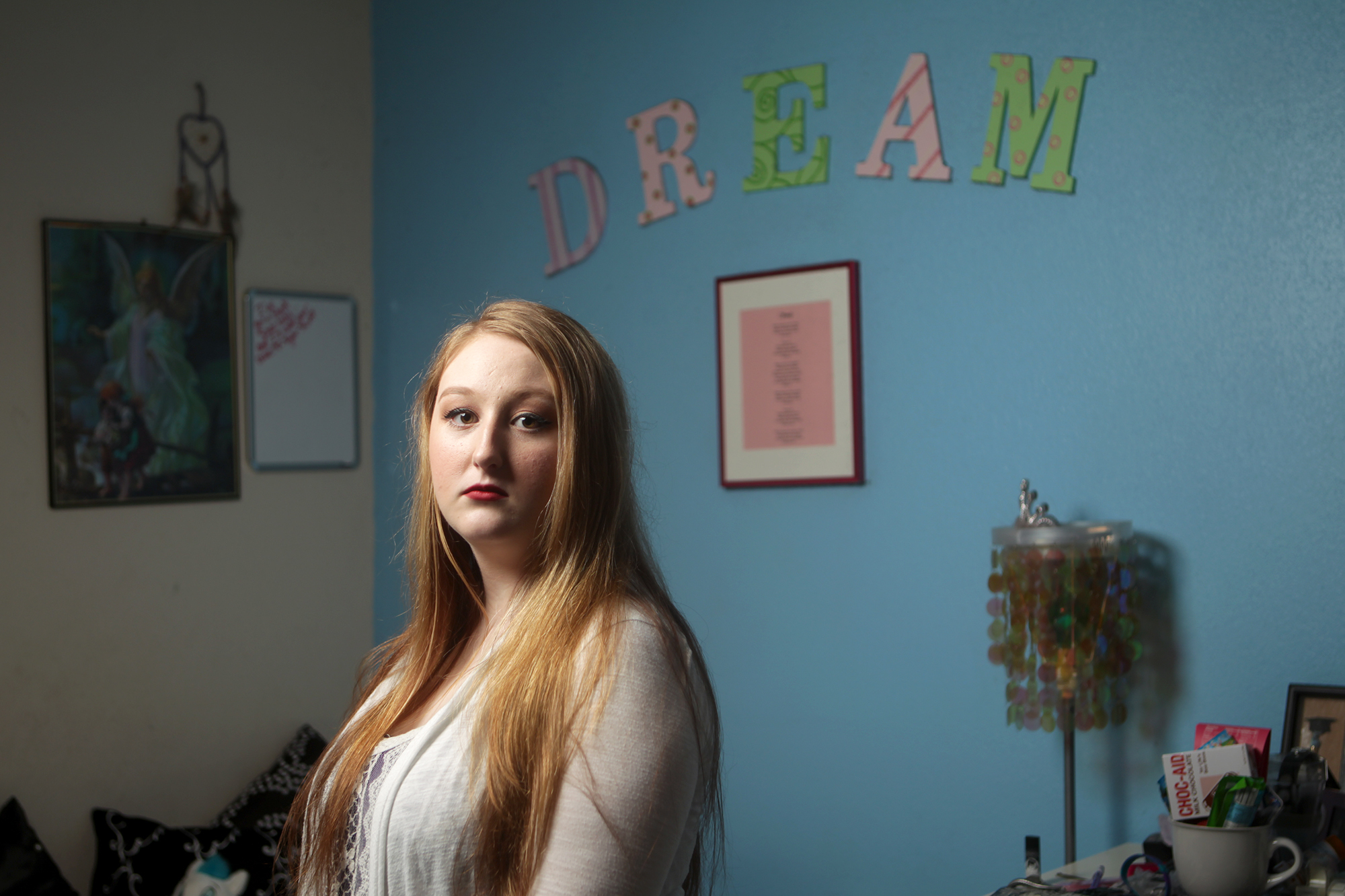 Depressed Teen's Struggle To Find Mental Health Care In Rural California