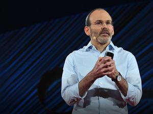 """With mindfulness training, we dropped the bit about forcing and instead focused on being curious."" - Judson Brewer."