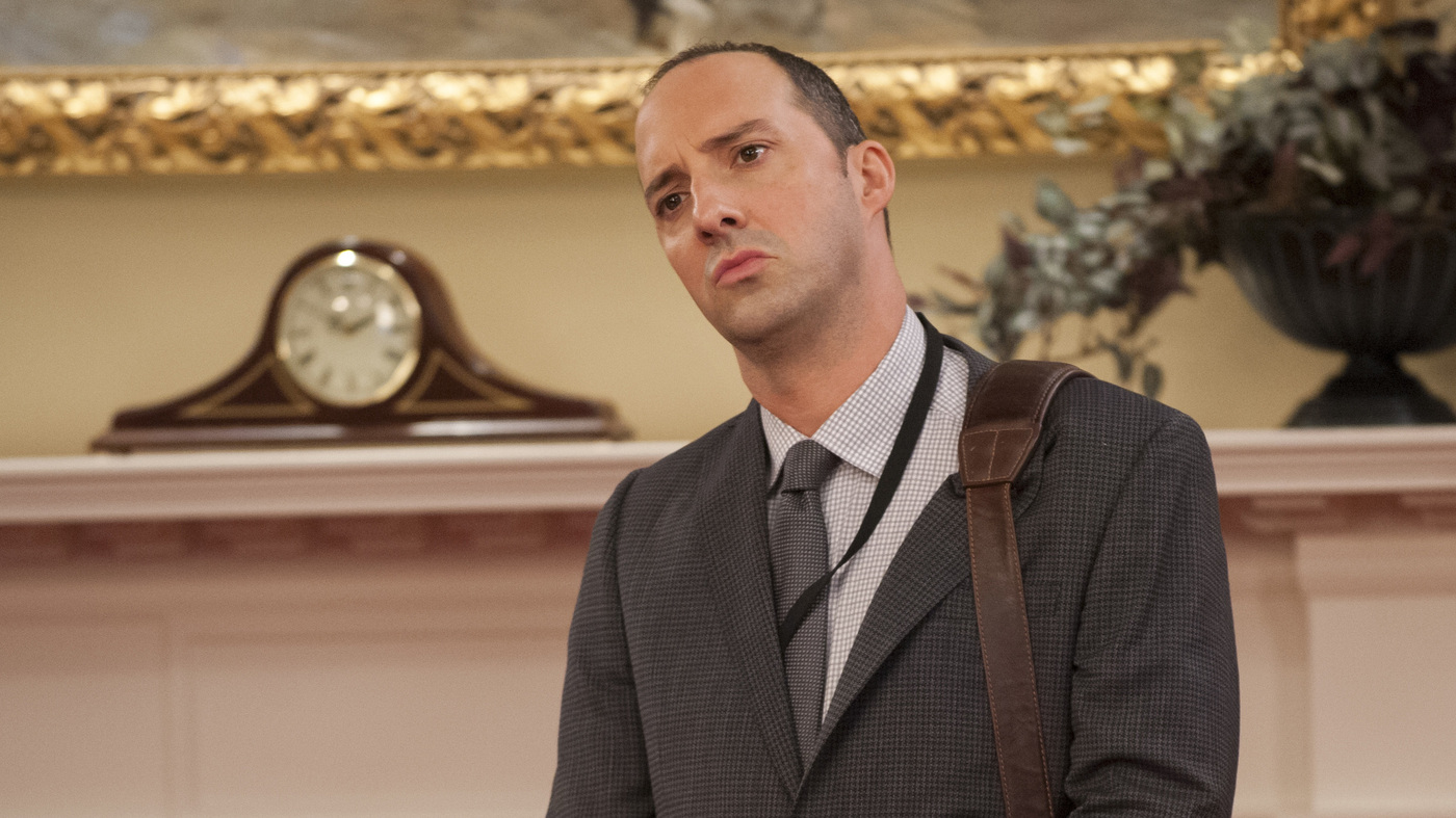 Veep Actor Tony Hale Says There S A Reason Why I Play Anxious Characters Npr