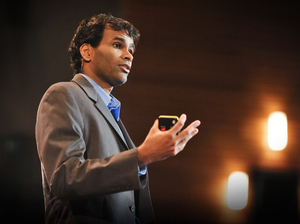 """We're on the verge of a whole new social science. It's a social science that recognizes...the complexity of the human mind."" - Sendhil Mullainathan"