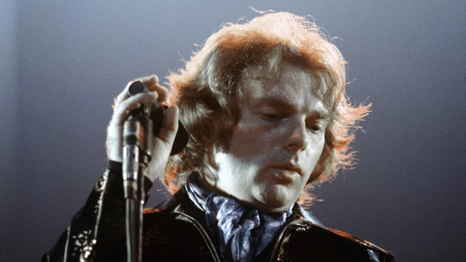 Van Morrison live at the Santa Monica Civic Auditorium on May 19, 1973 in Santa Monica, Calif. (Getty Images)