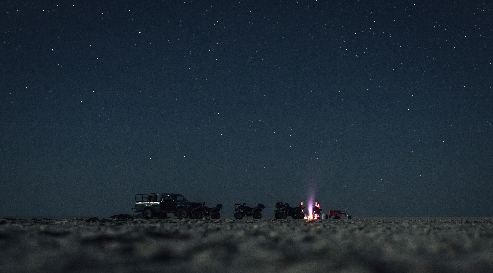 #NPRNightSky: Your Star-Studded Pix From The World's Inkiest Skies