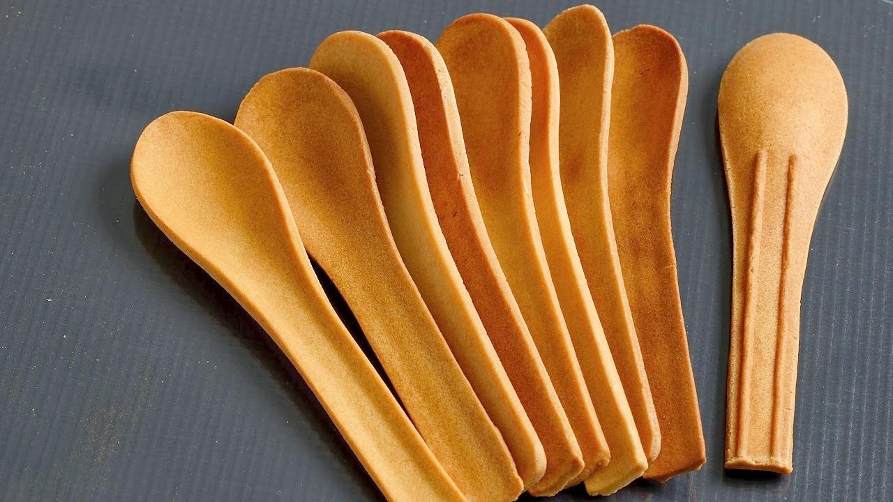 Risultato immagine per edible spoon