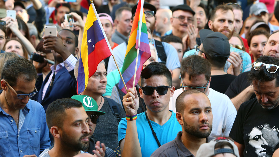 The tragedy in Orlando compels us to consider and celebrate spaces of gay Latin pride — especially the dance floor. (Getty Images)