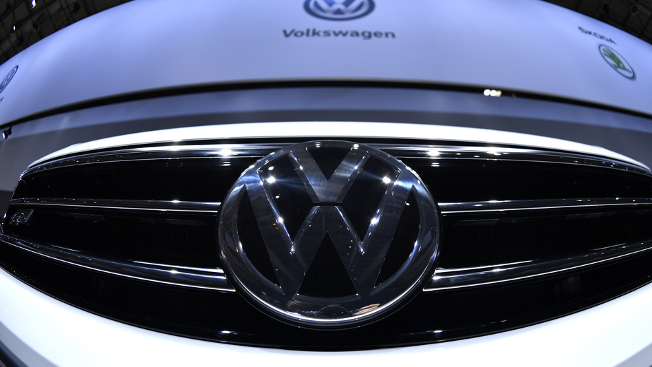 Volkswagen reportedly is near a deal with U.S. regulators to settle charges that it used cheating software to manipulate  emissions test results on its diesel cars. (Getty Images)