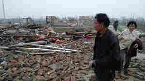 Scores Of People Killed After Powerful Tornado Slams Into Eastern China