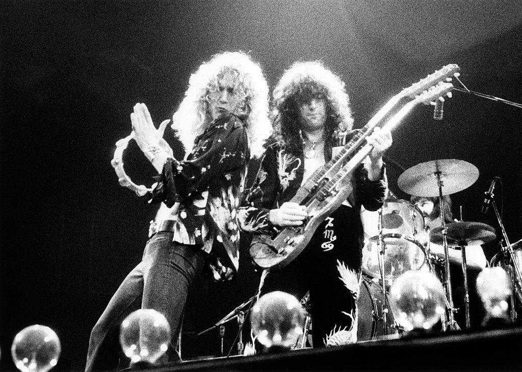 Jury Clears Led Zeppelin In 'Stairway To Heaven' Plagiarism Suit