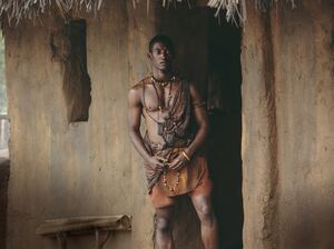 Malachi Kirby plays Kunta Kinte in the updated version of Roots.