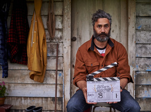 Taika Waititi's other films include Boy (2010) and What We Do in the Shadows (2014).