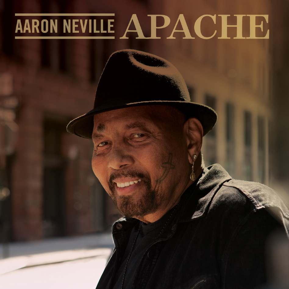 Aaron Neville, Apache (Courtesy of the artist)
