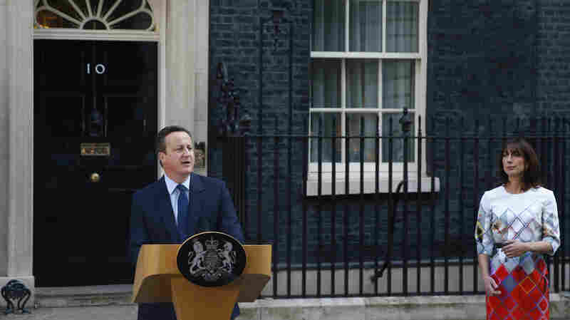 David Cameron's Dramatic Rise And Fall