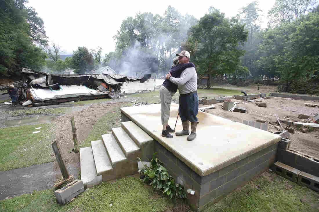Historic West Virginia Flash Floods Kill At Least 23 ...