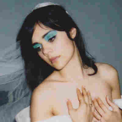 Bat For Lashes' new album, The Bride, comes out July 1.