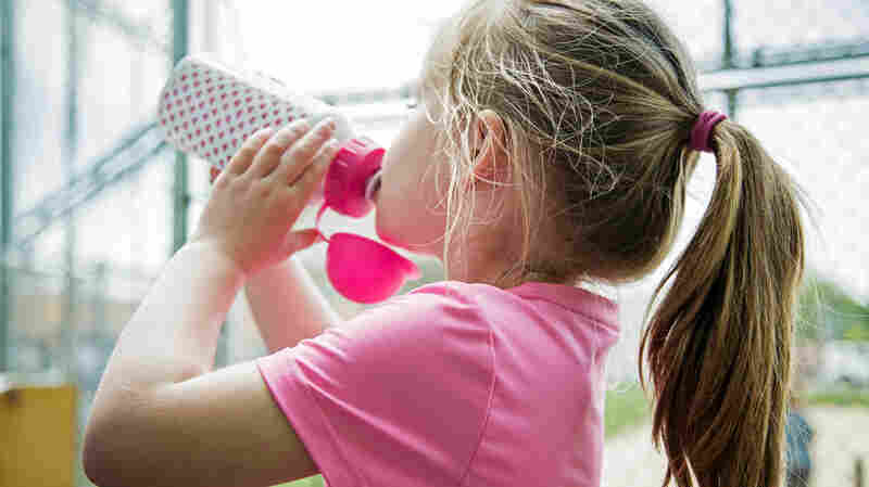 Water Break: Is Your Child Drinking Enough Fluids This Summer?